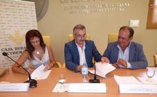 Caja Rural de Extremadura seguirá siendo un año más el patrocinador oficial de la institución ferial Salón Ovino