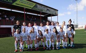 El CD Castuera femenino comienza la liga goleando 7-0 al Peña El Valle