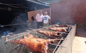 El Salón Ovino ha sido un año más el mejor escaparate para promocionar el Cordero de Extremadura
