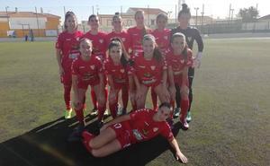 El CD Castuera Femenino cayó en Huelva ante el Sporting Club de Niebla (3-0)