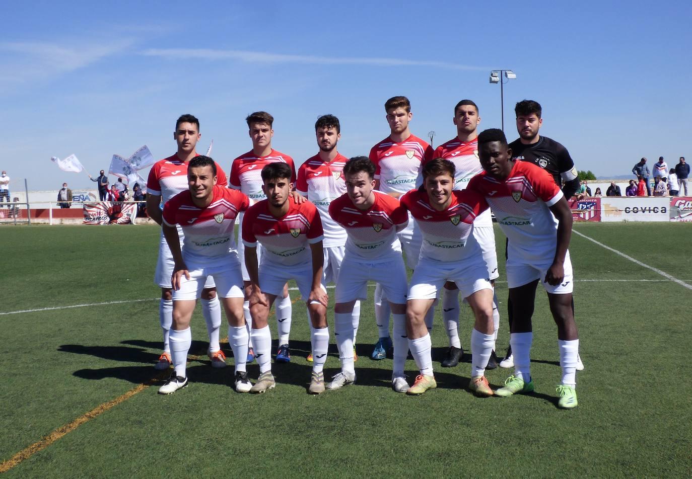 Cuatro victorias, un empate y dos derrotas, balance de los equipos del CD Castuera el pasado fin de semana