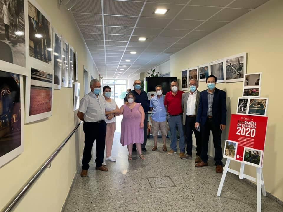 El Centro Ocupacional de Adiser-Horizontes acoge la exposición itinerante 'VI Concurso Fotografías Sin Barreras 2020'