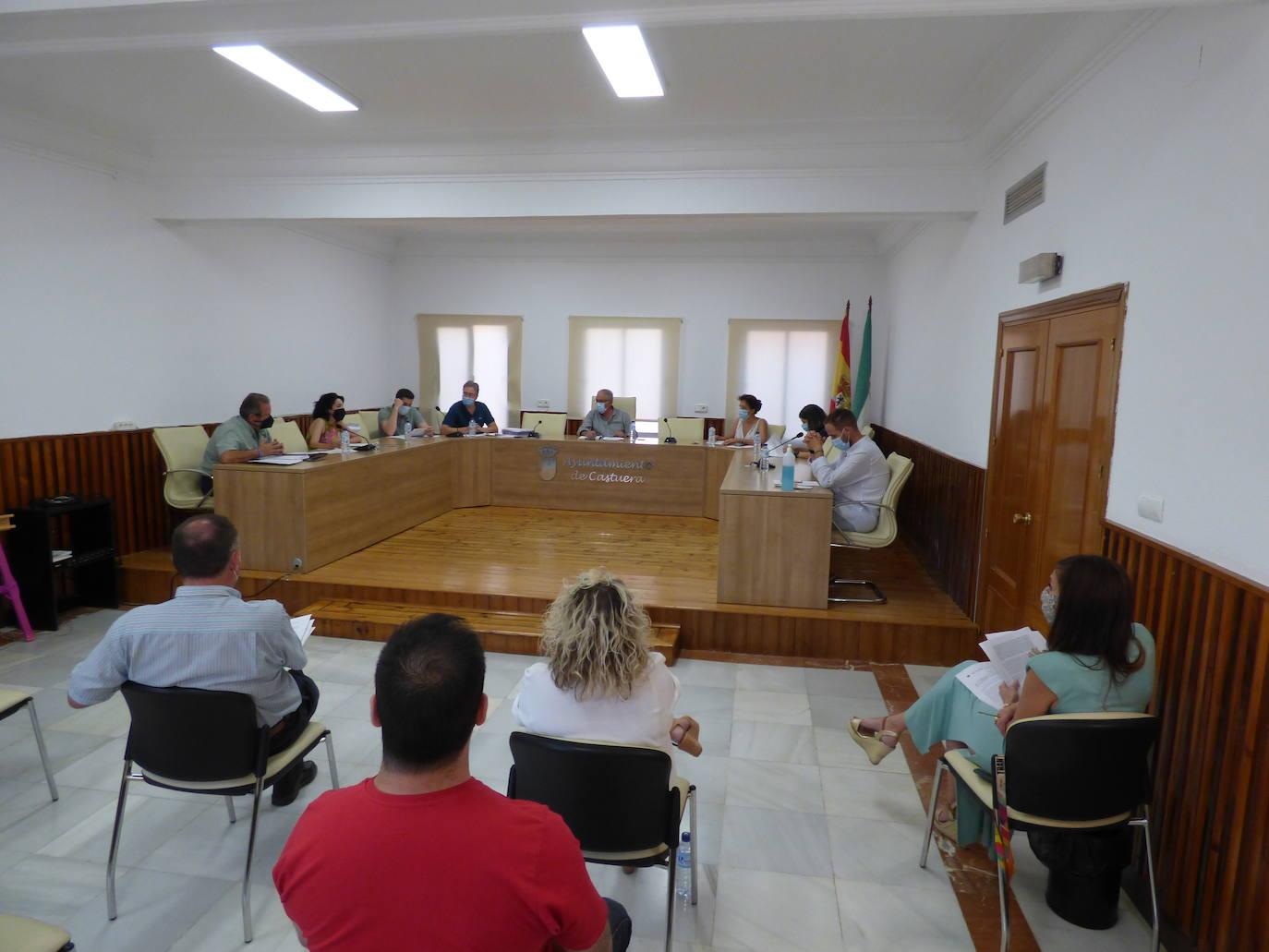 El Ayuntamiento de Castuera celebrará el jueves 23 de septiembre el pleno ordinario correspondiente a este mes