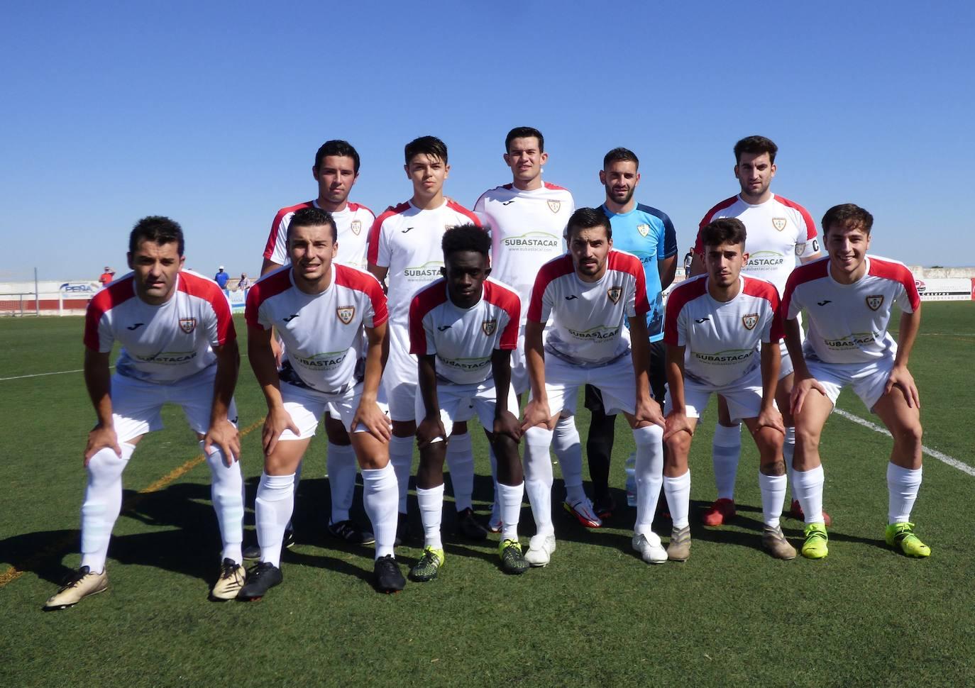 Los equipos del CD Castuera-Subastacar jugarán 4 partidos este fin de semana, todos ellos en el Manuel Ruiz