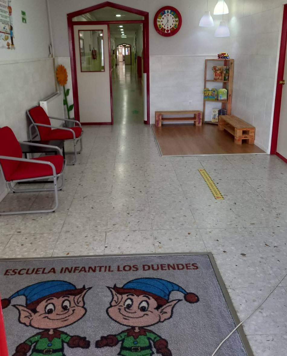 Nuevo curso en la Escuela Infantil 'Los Duendes', con un total de 60 alumnos matriculados