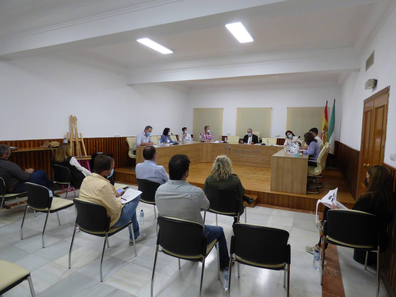 El Ayuntamiento de Castuera celebró el pleno ordinario correspondiente al mes de septiembre