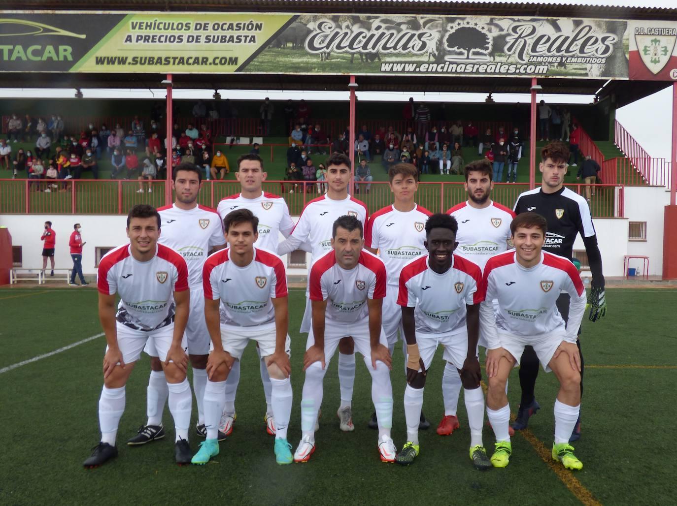 Los equipos del CD Castuera-Subastacar jugarán 9 partidos este fin de semana, 5 de ellos en el Manuel Ruiz