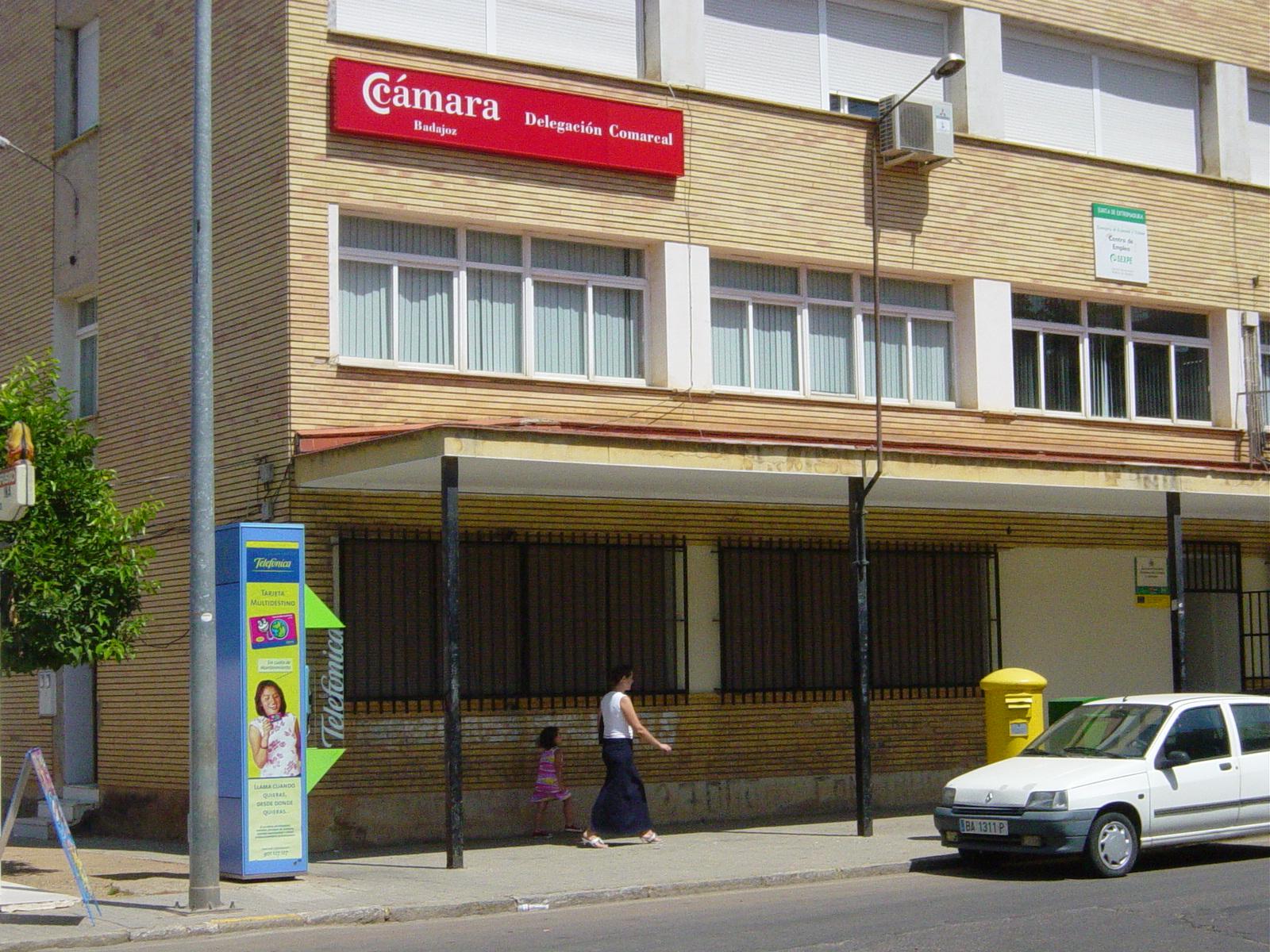 Cámara de Comercio de Badajoz