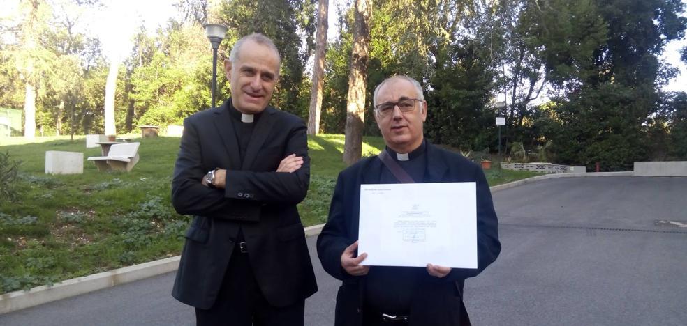 Comienza el proceso de beatificación de Honorio Sánchez en Roma