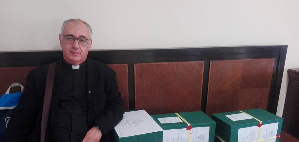 La documentación para la canonización de don Honorio ya está en Roma