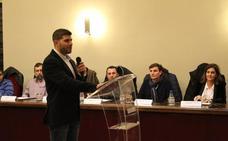 Jesús Santos Pizarro, nuevo concejal de Juventud de Coria