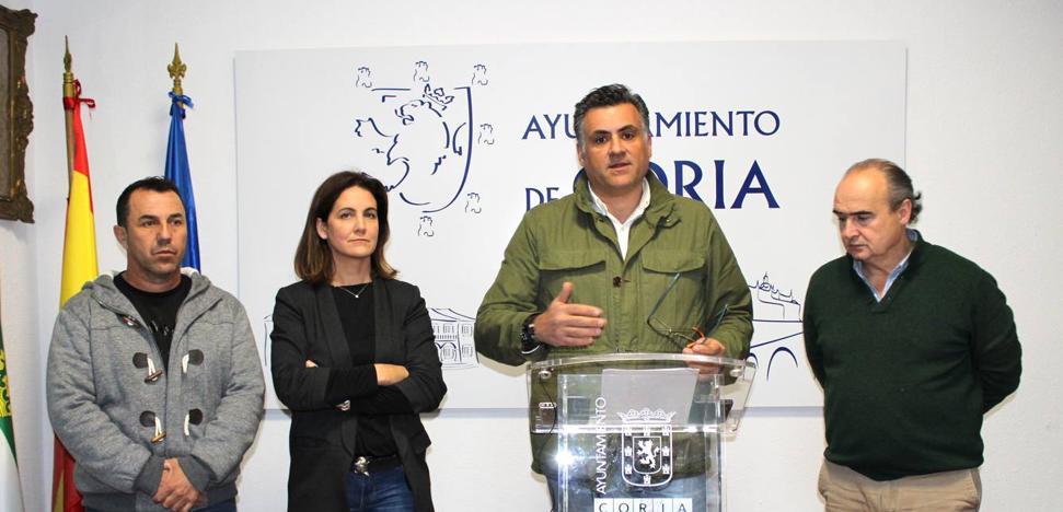 Coria destina 40.000 euros para consolidar empresas y crear nuevos empleos