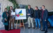 El madrileño Óscar Ajenjo ganador concurso del logotipo del polígono Los Rosales