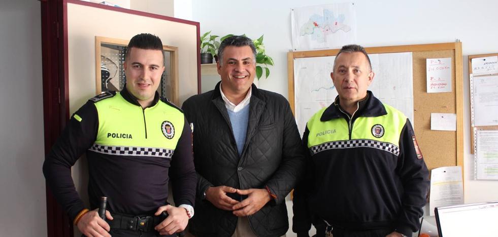 Javier Cuenca Iglesias nuevo jefe de Policía Local