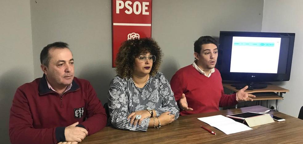 El PSOE pide al Ayuntamiento medidas urgentes para evitar la despoblación de Coria y sus pedanías