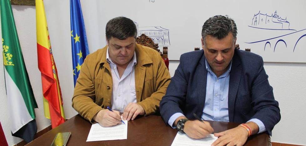 Convenio de Coria y Cilleros para mejorar el servicio social de base en ambas localidades
