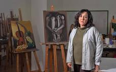«No puedo entender mi vida si no es ligada a la pintura»