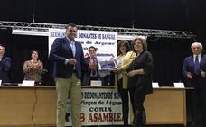 La Hermandad Donantes de Sangre celebra su Asamblea General