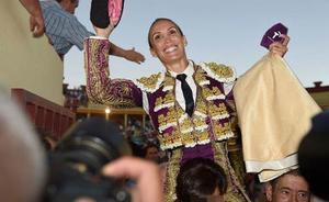 El homenaje a la torera Cristina Sánchez inaugura este viernes la V Feria del Toro