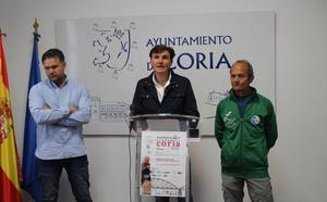 La XI Media Maratón 'Ciudad de Coria' tendrá lugar el día 27 de abril