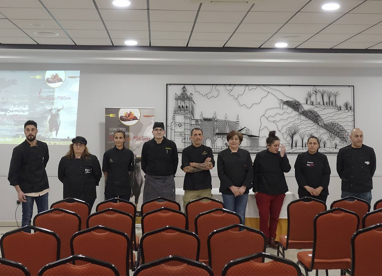 El restaurante Montesol ganador del concurso gastronómico FitCoria