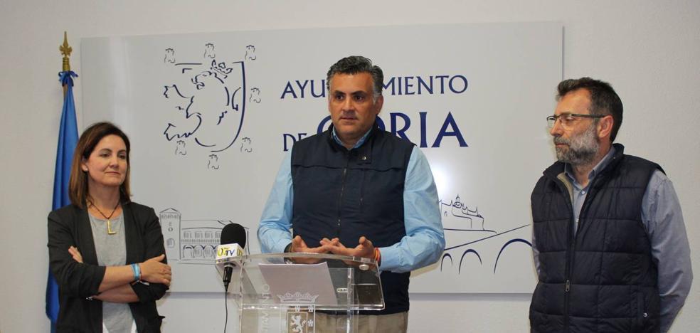 Ballestero, «el nuevo Pabellón no está hecho porque el PSOE no ha incluido la inversión en los presupuestos generales»