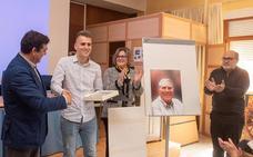 El alumno de automoción del IES Alagón, Aníbal Nieto premio Martín Blanco