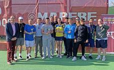 El Club Tenis Cauria copa el medallero del Circuito de Aficionados en Talayuela