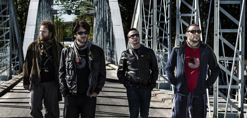 El grupo de rock AmenoSKuartO presentará su nuevo disco el próximo sábado en el Medieval