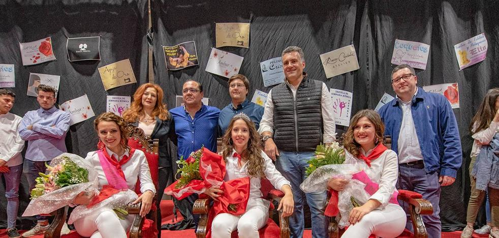 Inés Rodríguez García elegida reina de las Fiestas de San Juan