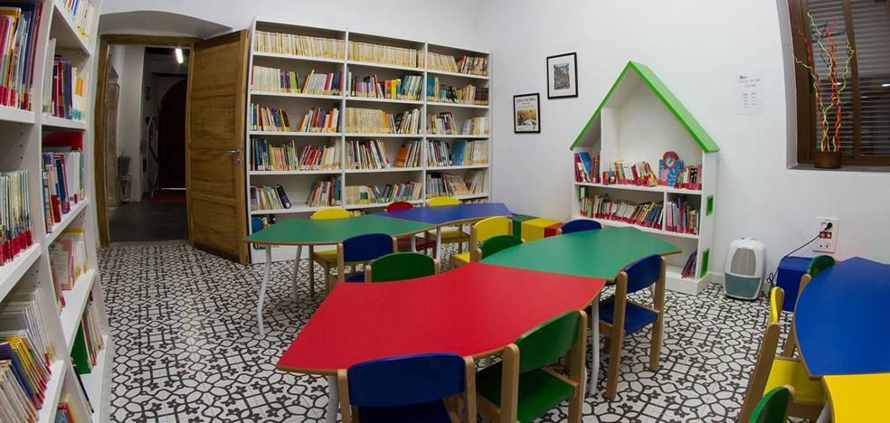 La biblioteca celebra el Día del Libro con actividades dirigidas sobre todo a niños