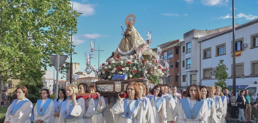 Amplia programación en honor de la Virgen de Argeme