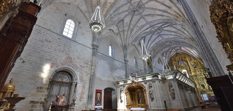 Comienza la segunda fase de la restauración de la catedral