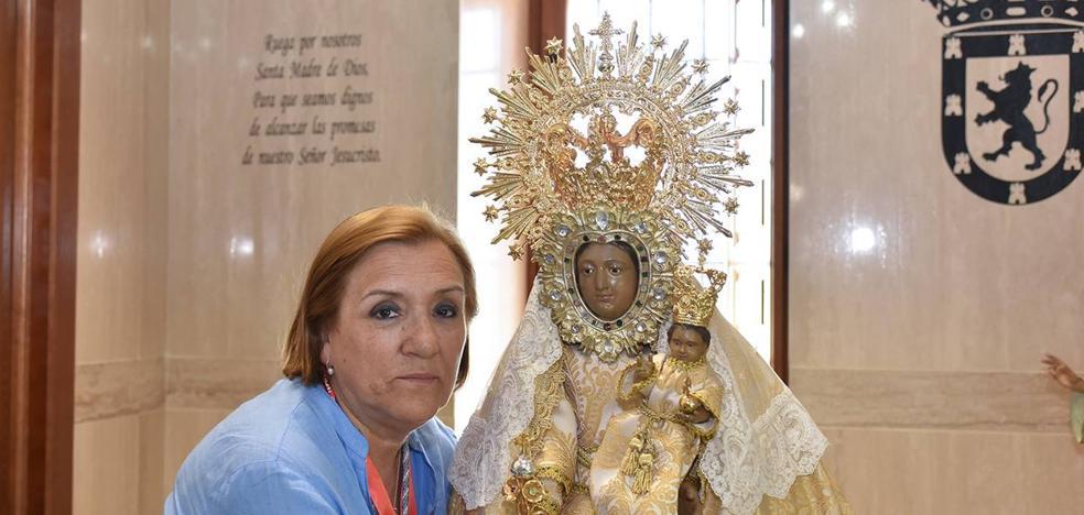 «Mi madre me inculcó amor inmenso a la Virgen»