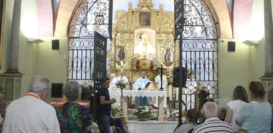 Se celebra en el Santuario de Argeme la II Romería de las residencias diocesanas