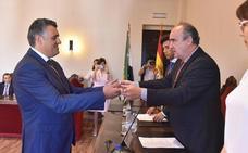 José Manuel García Ballestero tomó posesión de la Alcaldía tras su tercera mayoría absoluta consecutiva