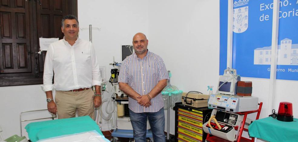 Los Sanjuanes contarán con unos servicios médicos únicos en Extremadura en festejos taurinos en la calle