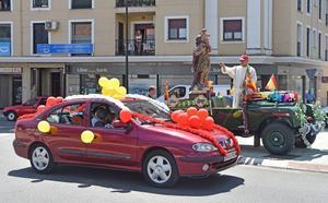 Un buen número de conductores celebraron la fiesta de San Cristóbal