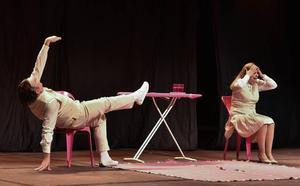 Lleno de espectadores en el Festival de Teatro 'Coria Siéntela'