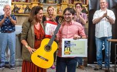 El tinerfeño Luis Alejandro García ganador del XXIII Concurso de Guitarra 'Ciudad de Coria'