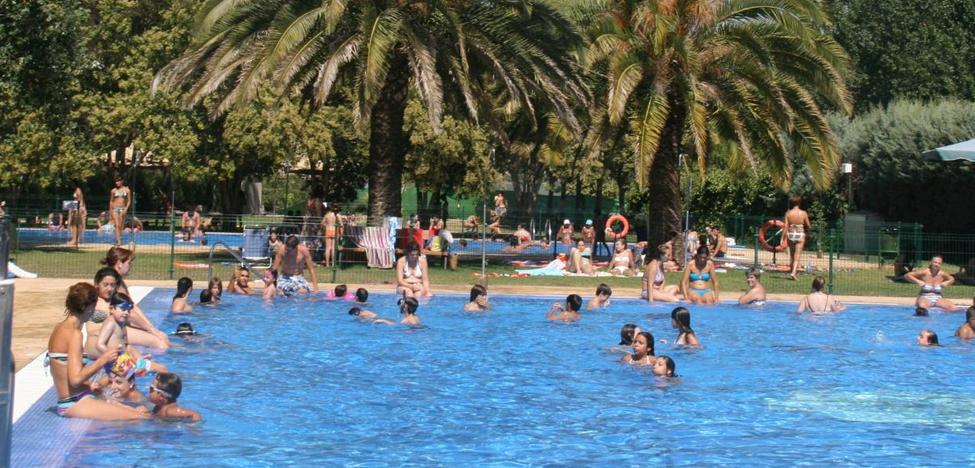 37.000 bañistas han disfrutado de las piscinas de Coria y sus pedanías