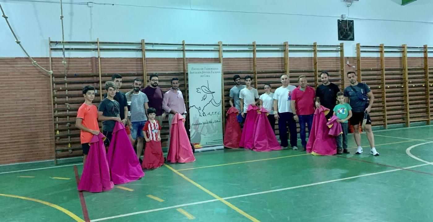 Inauguración del curso en la Escuela de Tauromaquia