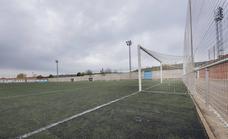 Este jueves se iniciarán las obras del cambio de césped artificial del campo de fútbol César Sánchez
