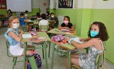 Más de mil alumnos de Coria y sus pedanías han iniciado el curso escolar