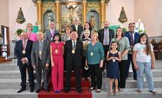La Cofradía del Cristo de la Salud celebró su fiesta anual con un amplio programa de actos