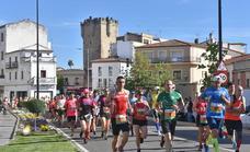 El próximo 2 de octubre se llevará a cabo en Coria la Media Maratón