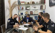 Nuevo agente de la Policía Local en Coria