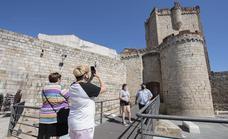 La ciudad de Coria registra un mayor número de turistas durante el puente del Pilar