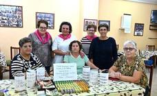 La Asociación de Mujeres recauda 2.343,15 euros destinados a los damnificados por el volcán de La Palma