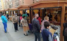 Adesval apoya los productos del Valle del Alagón en la Feria de Astrabudua del País Vasco
